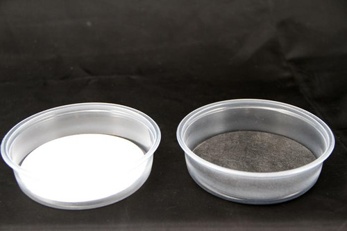 Cup Liners 4.5 Deli WHITE 500 Count