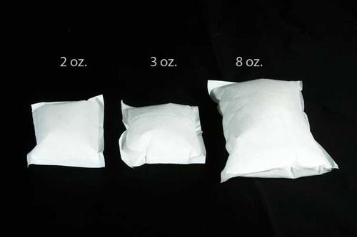 Dry Gel 2 oz. Ice Packs (sheet of 20)