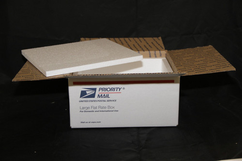 USPS LG Priority Flat Rate Insulating Panels 10 Pack