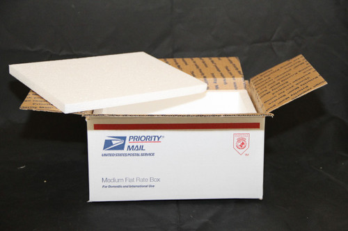 USPS MED Priority Flat Rate Insulating Panels 6 Pack