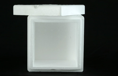 7x7x6 Molded EPS  with Boxes (40 Pack)