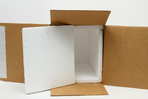 FedEx Large (L2) Box Foam EPS Liners 30 Count