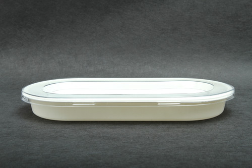Oval Worm Dish 25 Count