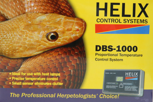 Helix DBS-1000 Thermostat