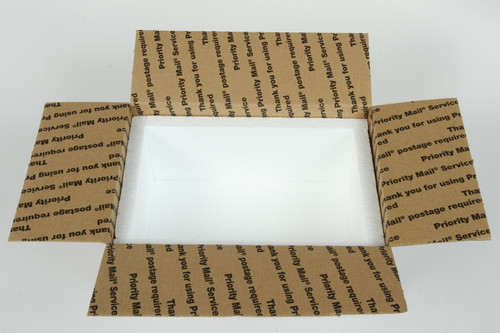 USPS Priority Mail Regional Rate Box A1 Insulating Panels 25 Pack