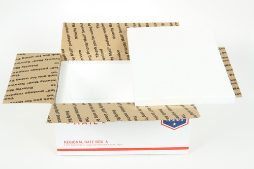 USPS Priority Mail Regional Rate Box A1 Insulating Panels  100 Pack