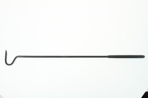 "18"" Mini Snake Hook (Black)"