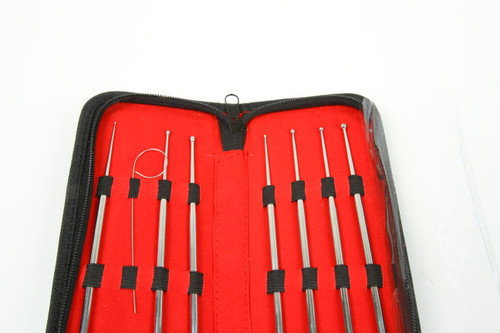 8 Piece Ball Tip Probe Set