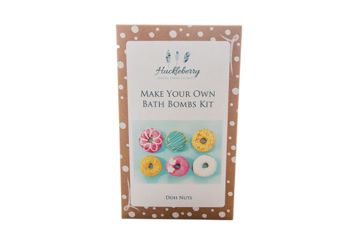 Make Your Own Bath Bombs Kit - Tweens