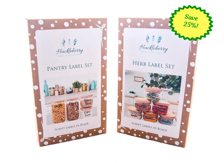 Pantry & Herb Pack