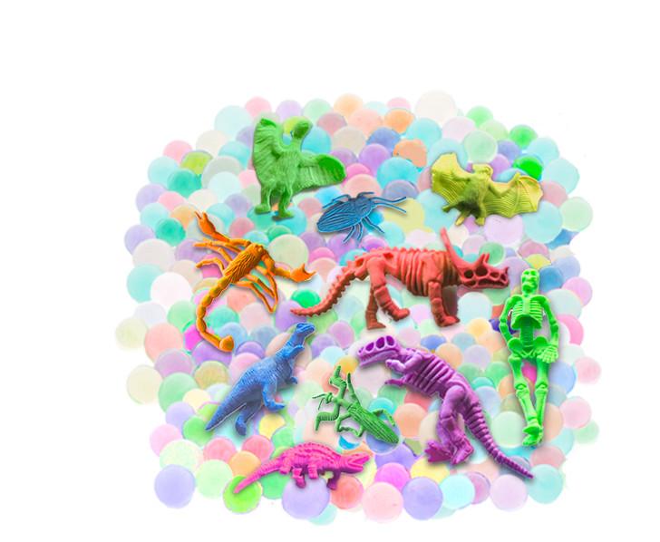 Mega Water World Pack - Dinosaurs & Creepies