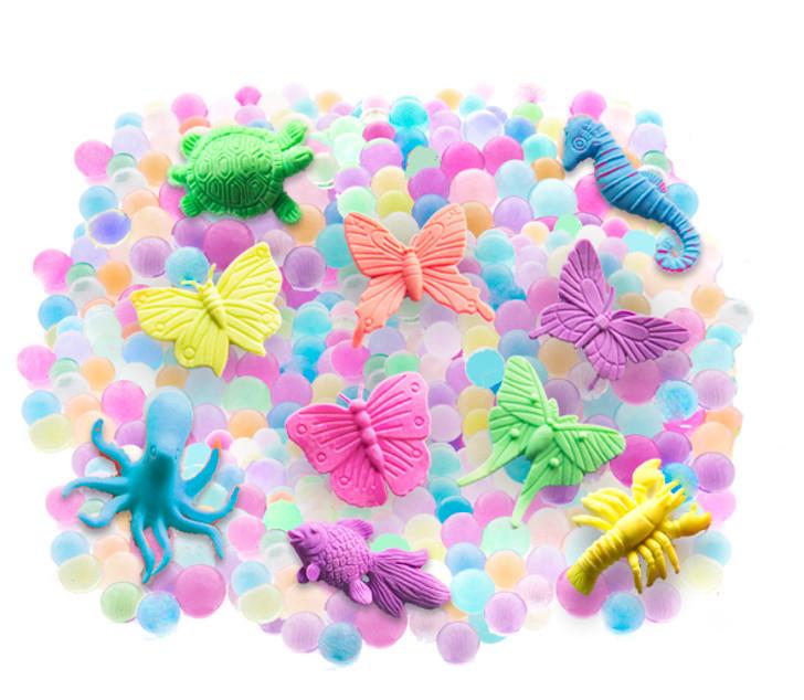 Mega Water World Pack - Butterflies & Sea