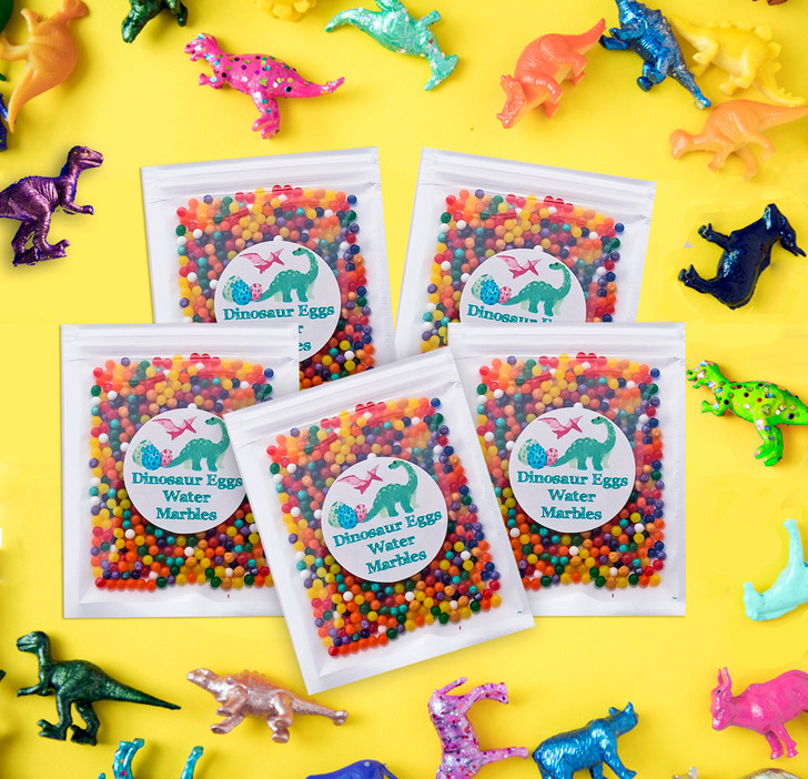 Dinosaur Eggs Giftables - Launch special: Get 1 extra packet for free!