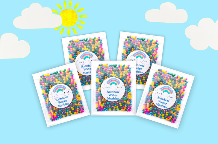Rainbow Giftables - Launch special: Get 1 extra packet for free!