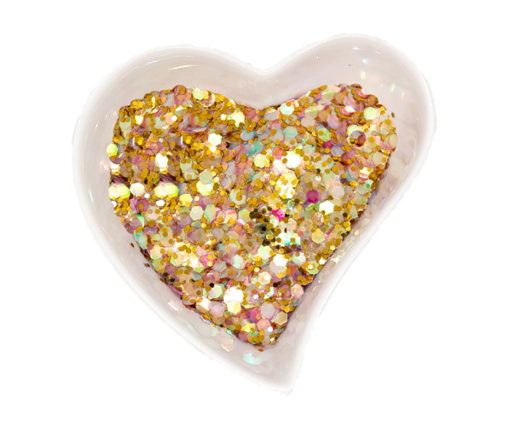 Glitter - Biodegradable - Rose Gold