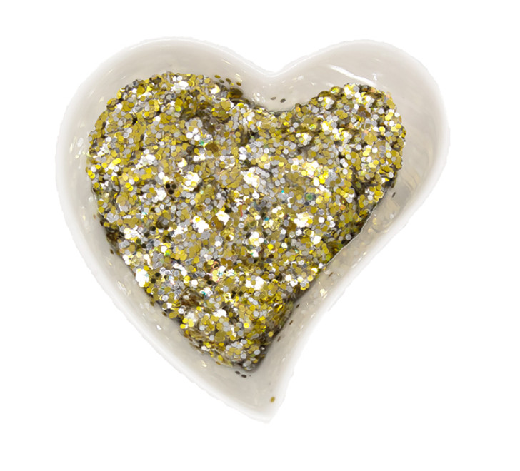 Glitter - Biodegradable - Gold Dust