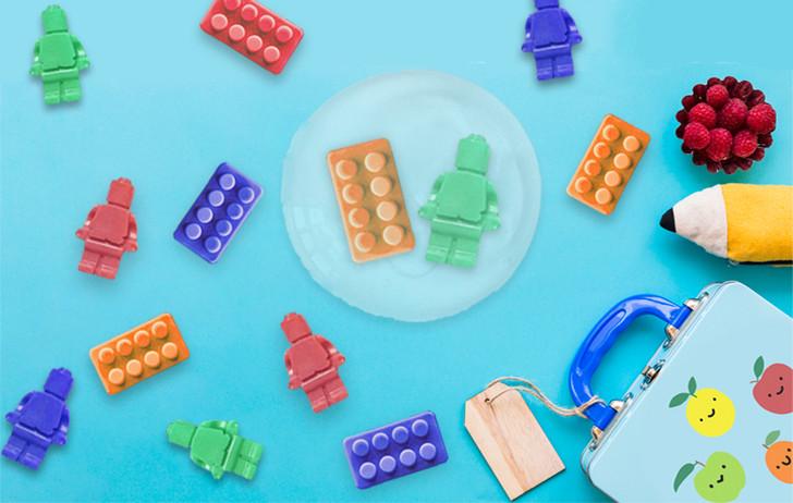 Make Your Own Melt & Pour Soap (Kids) - Lego