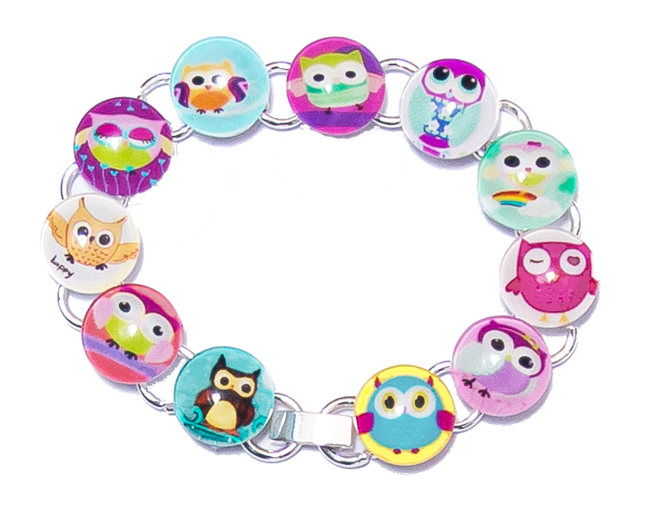 Make Your Own Bracelet Kit (Owls)