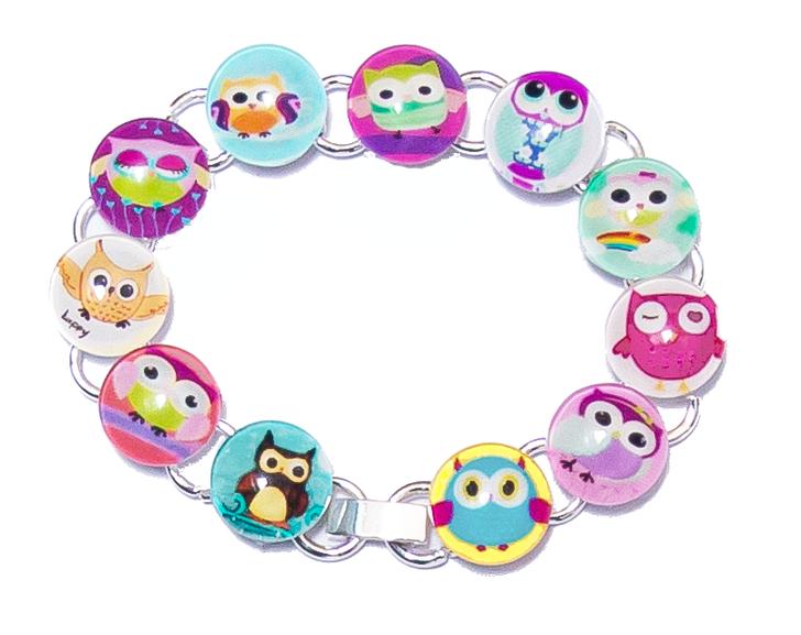 Make Your Own Bracelet Kit (Owls)