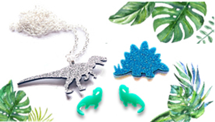 Make Your Own Pop Jewellery Kit - Rex Town