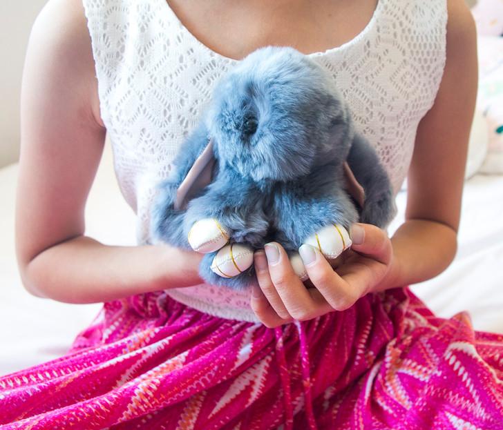 Bunny Bag Charms