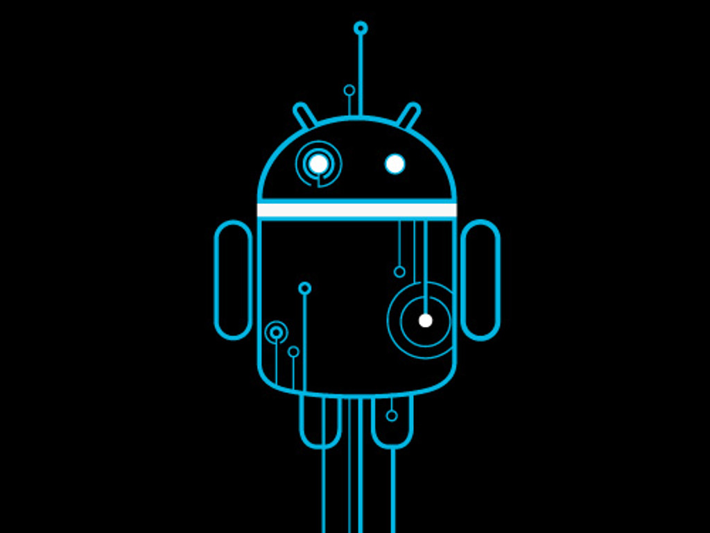 Android Foundry Circuit T Shirt