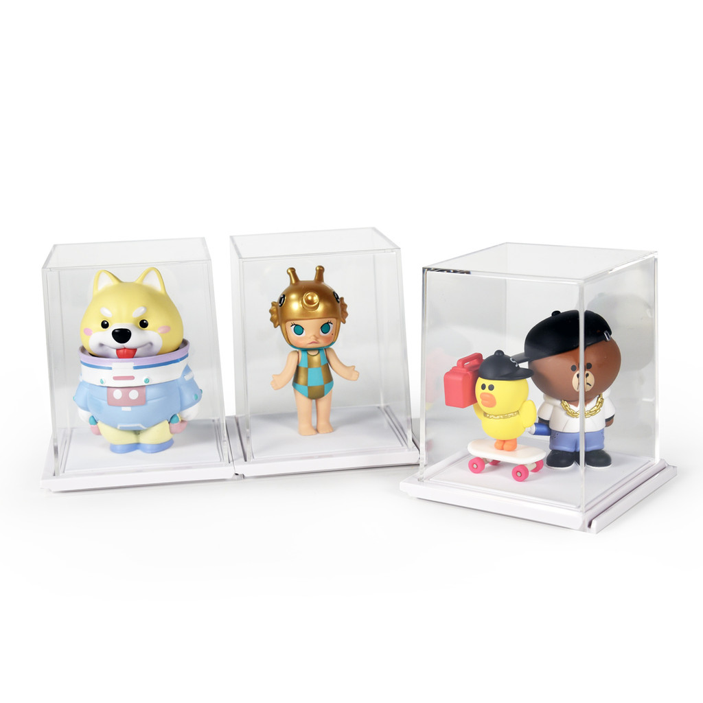 Display Case Square - 3 Pack