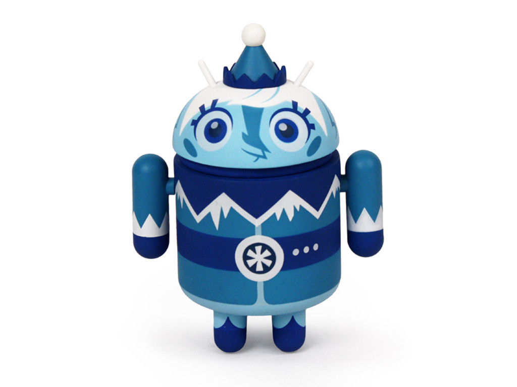 Android Mini Special Edition - Frankie Frost