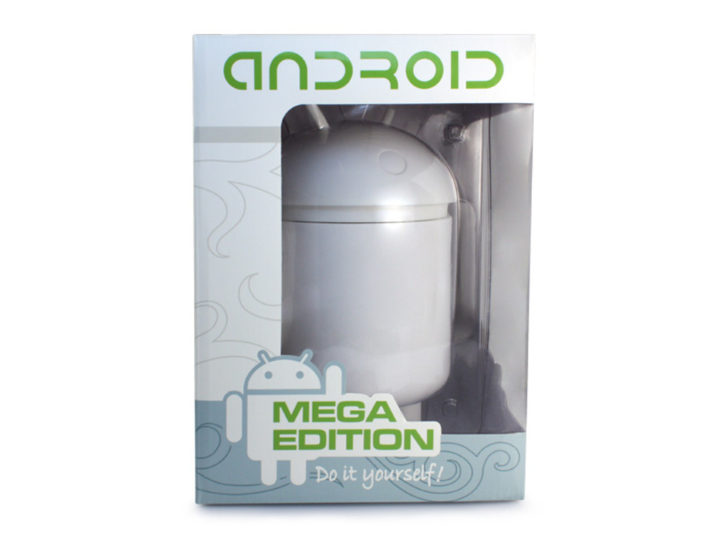 MEGA Android - Do It Yourself Edition
