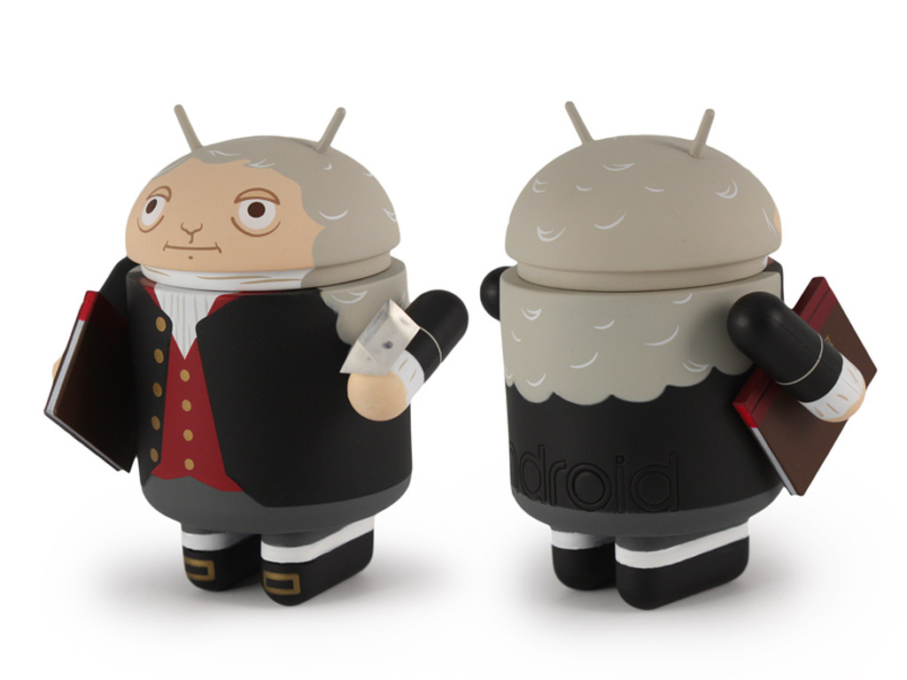 Android Mini For Science - Isaac Newton
