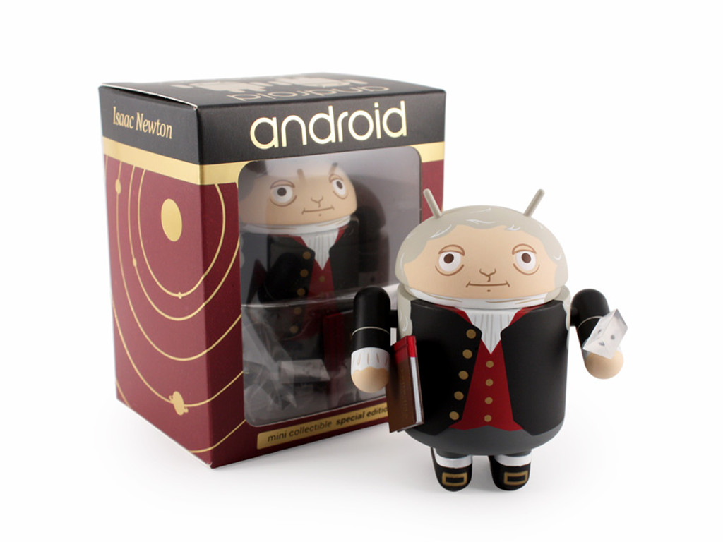 Android Mini For Science - Set of 3