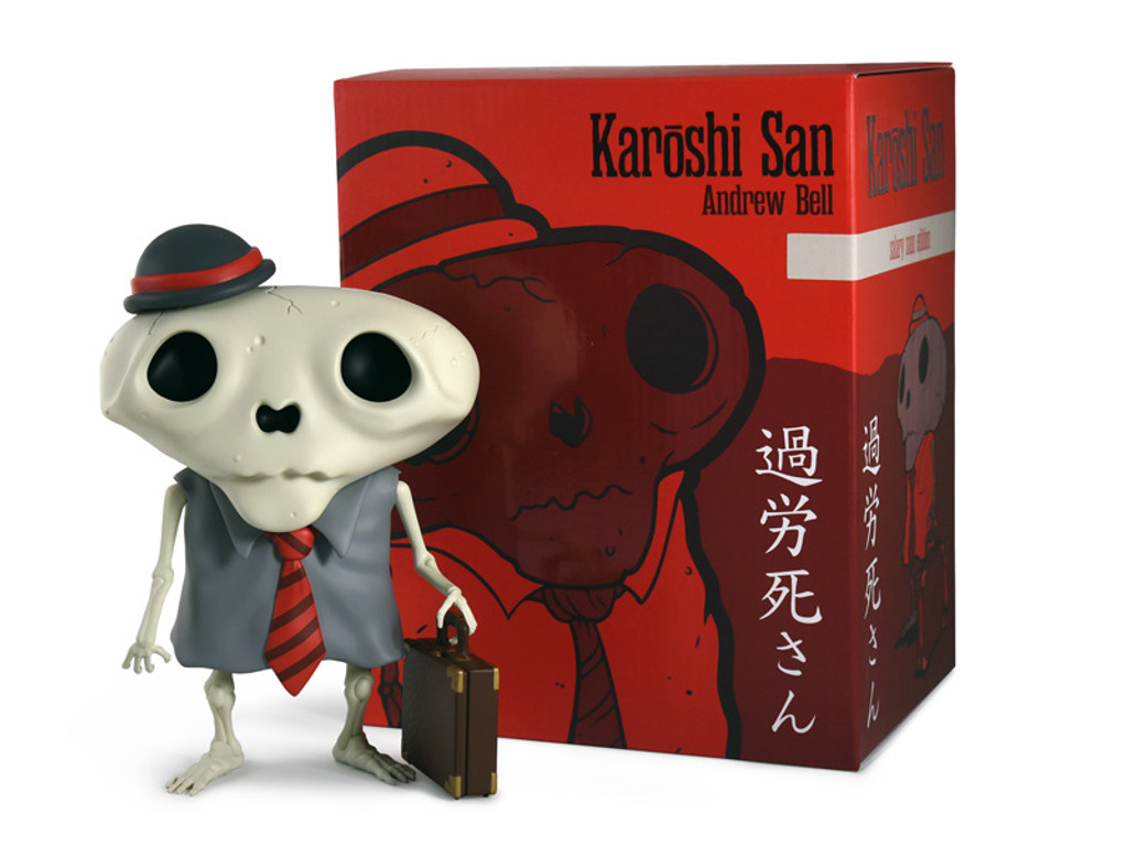Karoshi San : Salary Man Edition