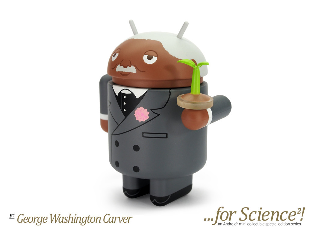 Android Mini For Science - George Washington Carver