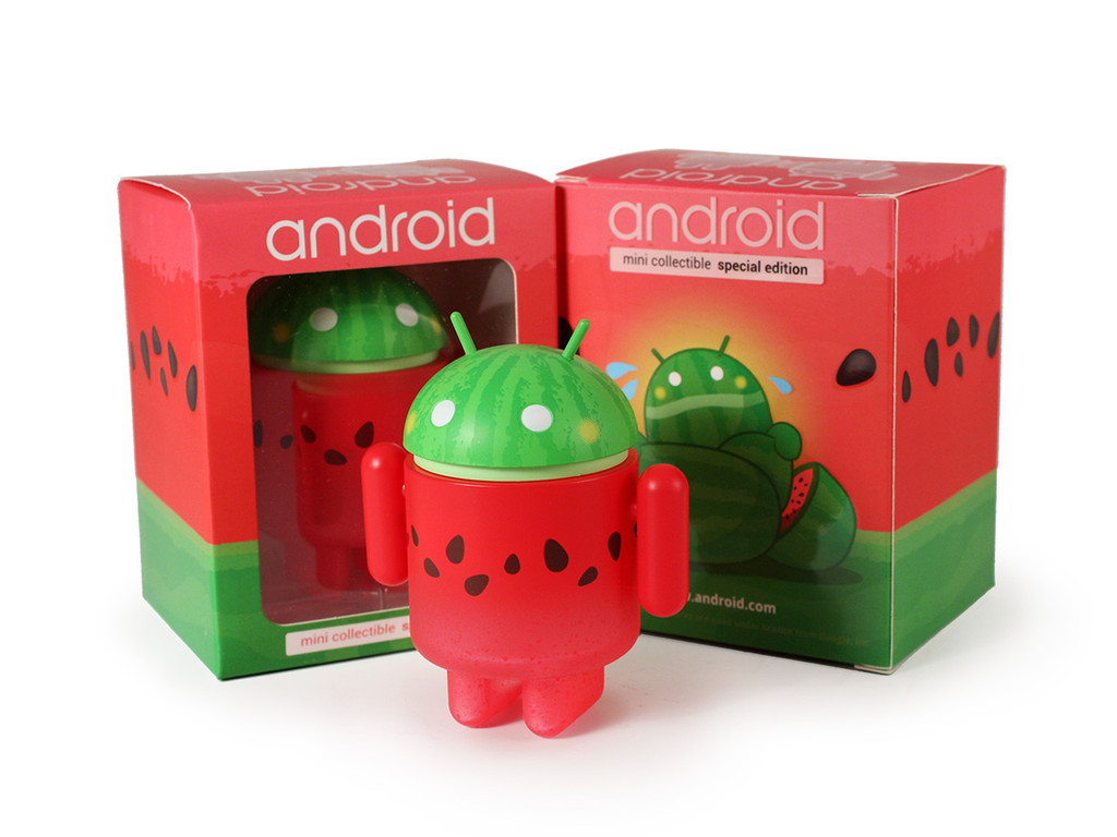 Android Mini Special Edition - Watermelon