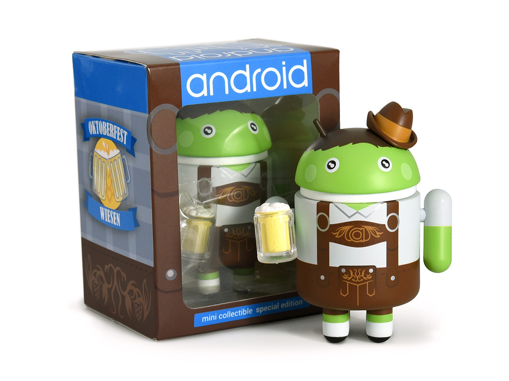 Android Mini Special Edition - Oktoberfest