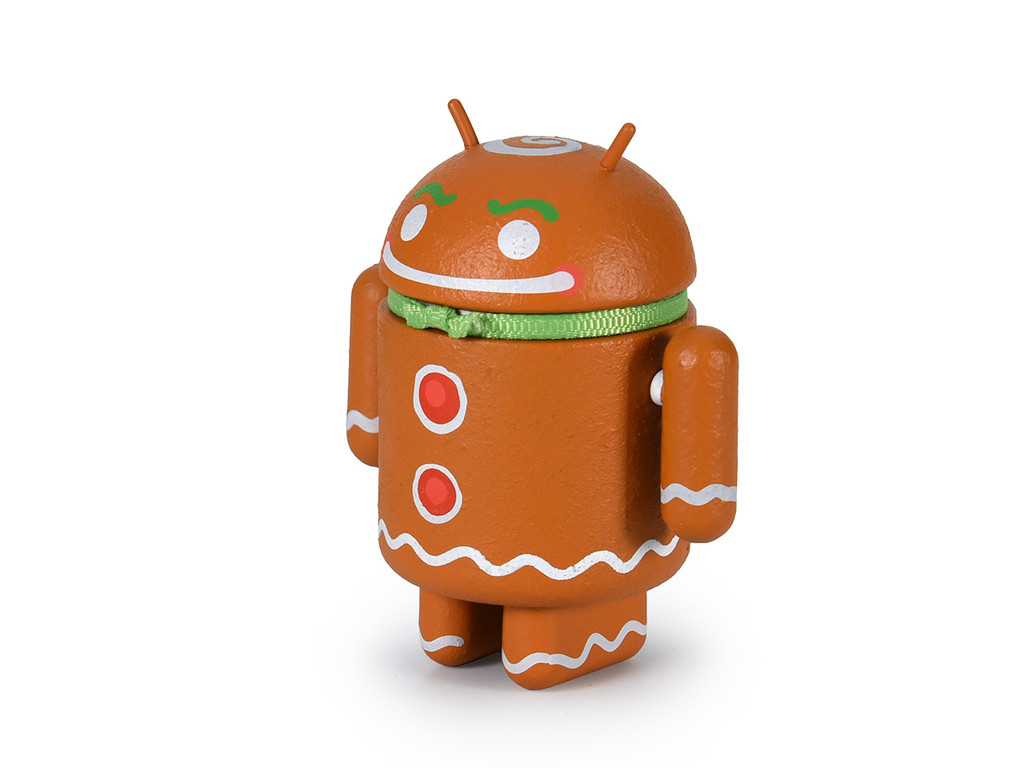 Android Mini Special Edition - Ginger Gene