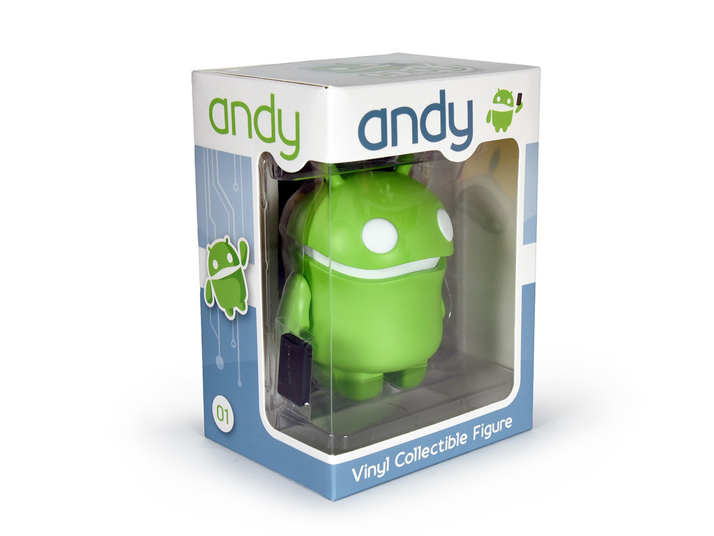 Andy Green Edition By Android Foundry