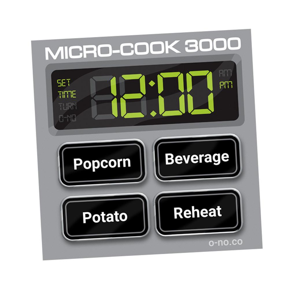 O-No Microwave Pin Set