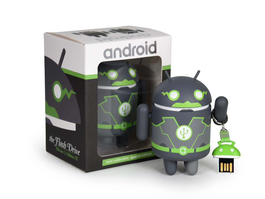 Android Heroes & Villains III Set