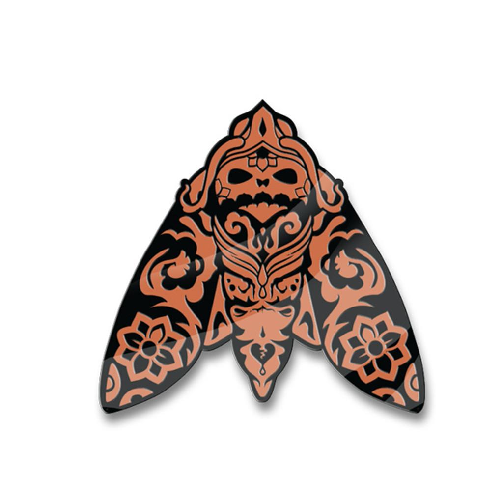 Morimoth Enamel Pin Bronze Edition