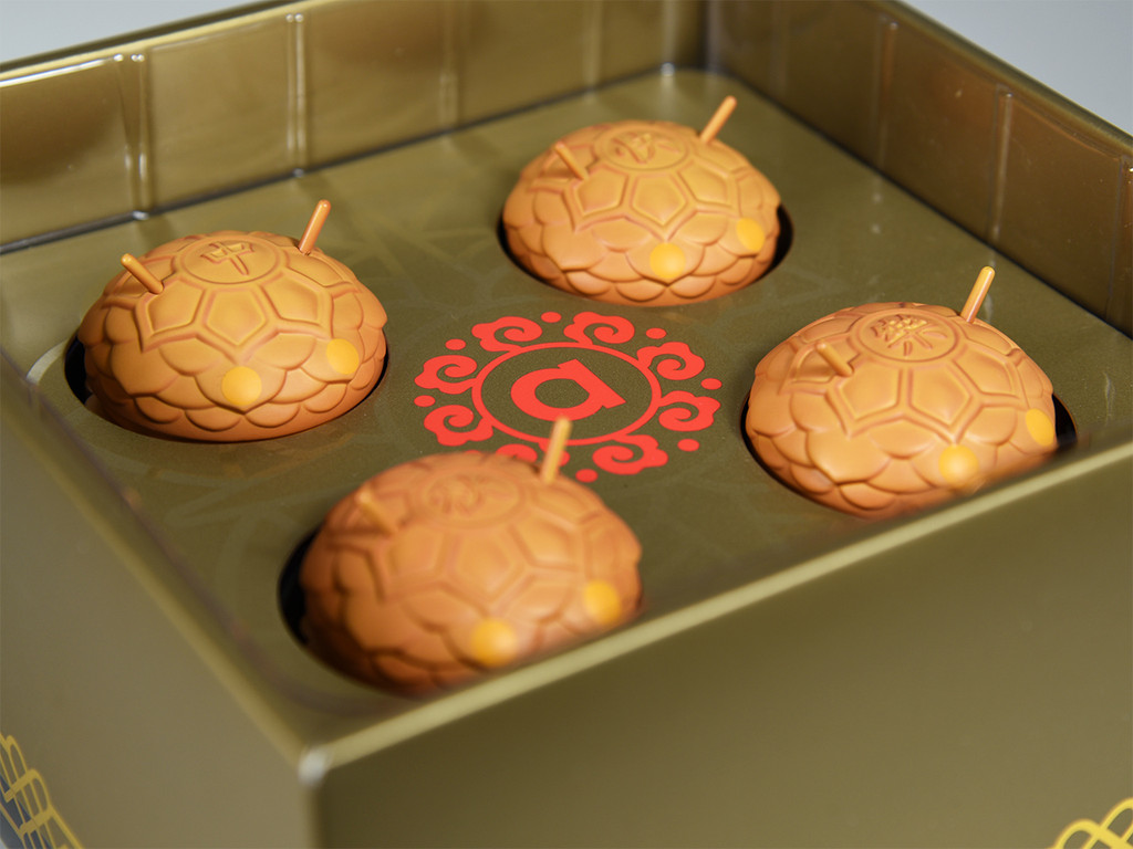 Android Mini Special Edition - Mooncake