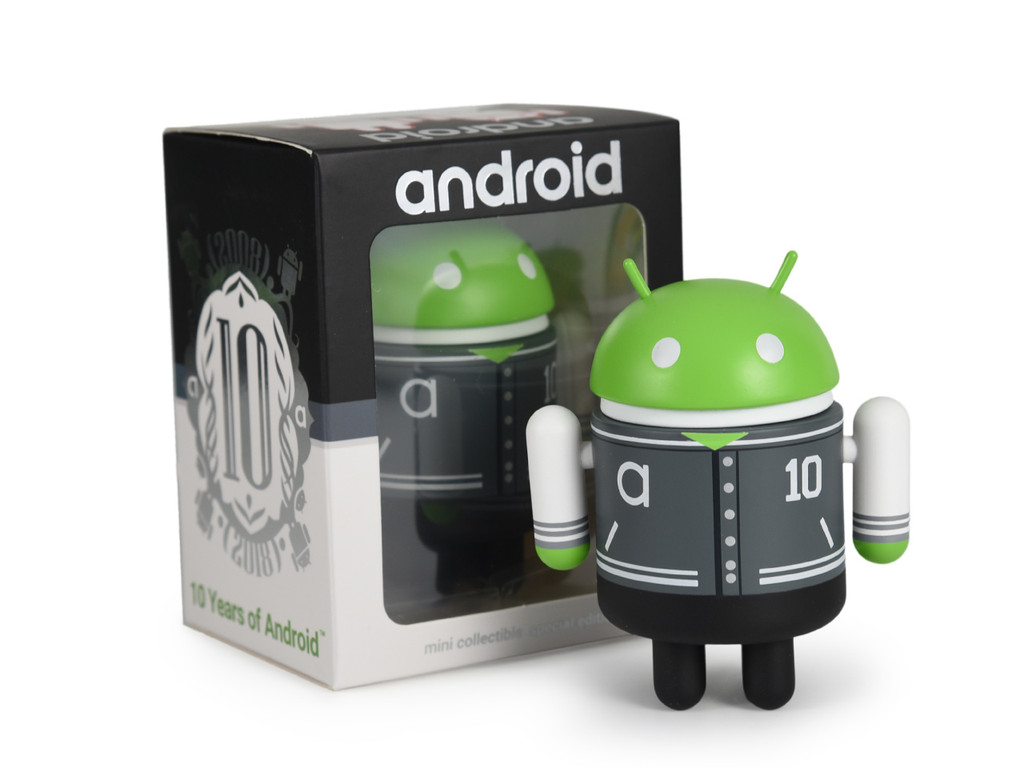 Android Mini Special Edition - 10Y Varsity