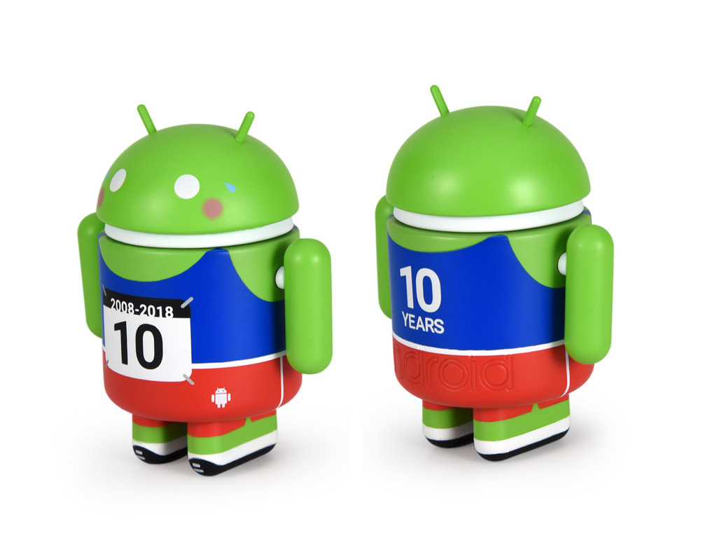 Android Mini Special Edition - 10Y Runner (damaged box only)