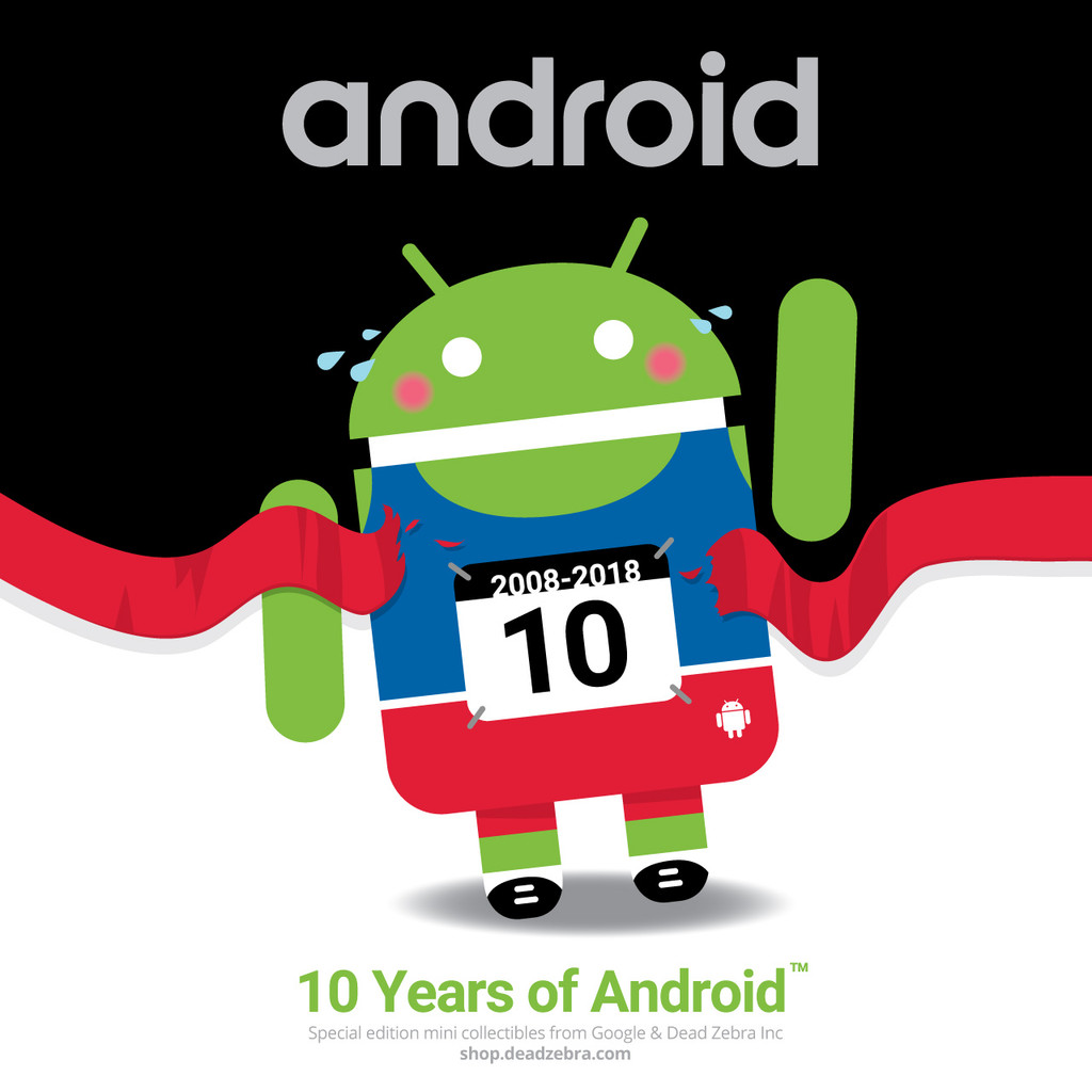 Android Mini Special Edition - 10Y Runner