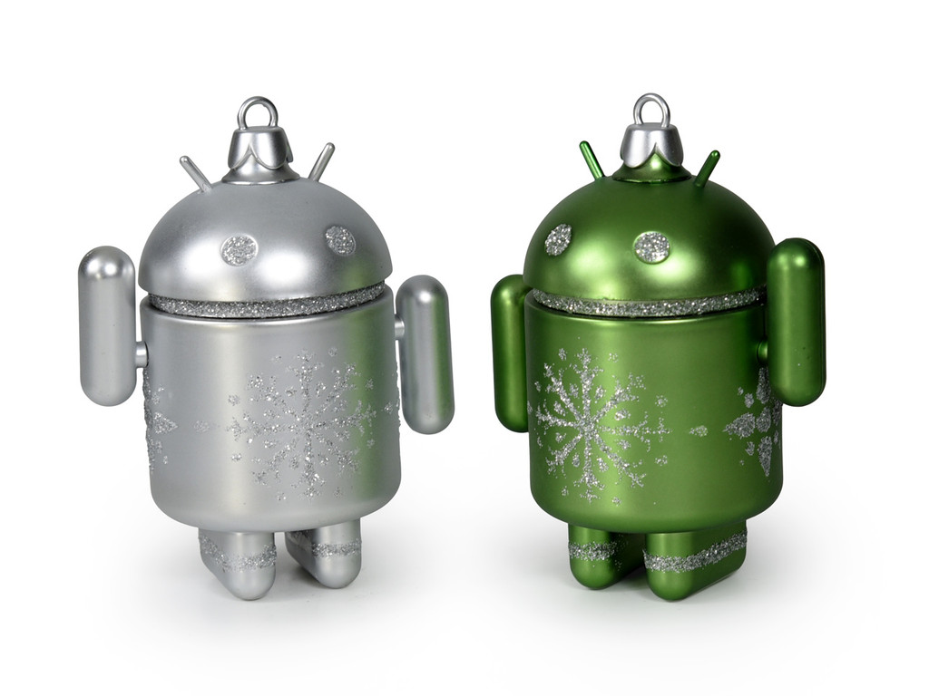 Android Mini Special Edition - Ornamental (GREEN)