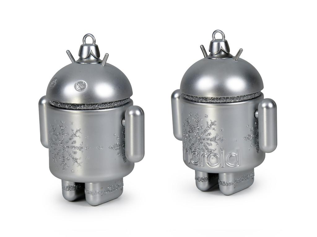 Android Mini Special Edition - Ornamental (SILVER)