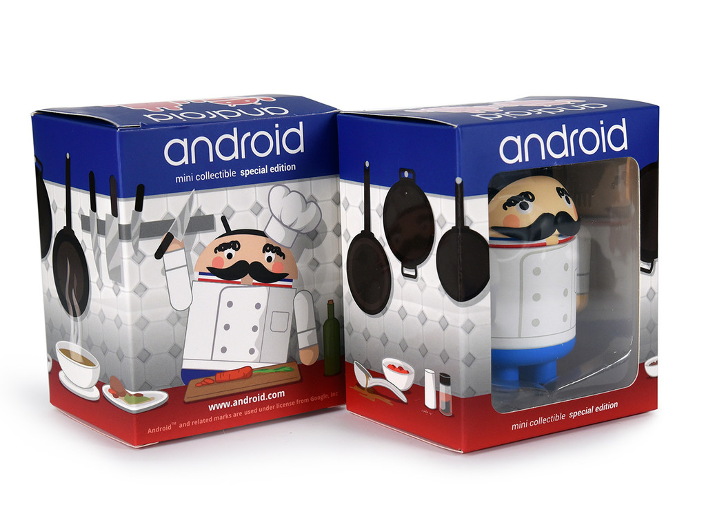 Android Mini Special Edition - French Chef