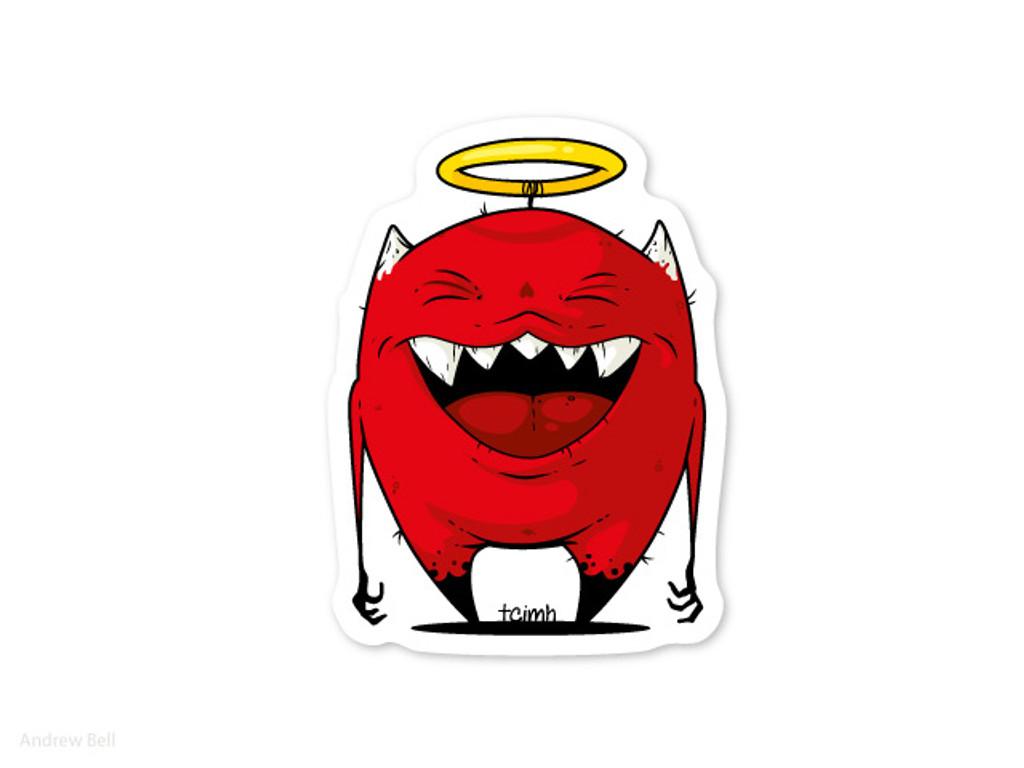 Little Devil Stickers