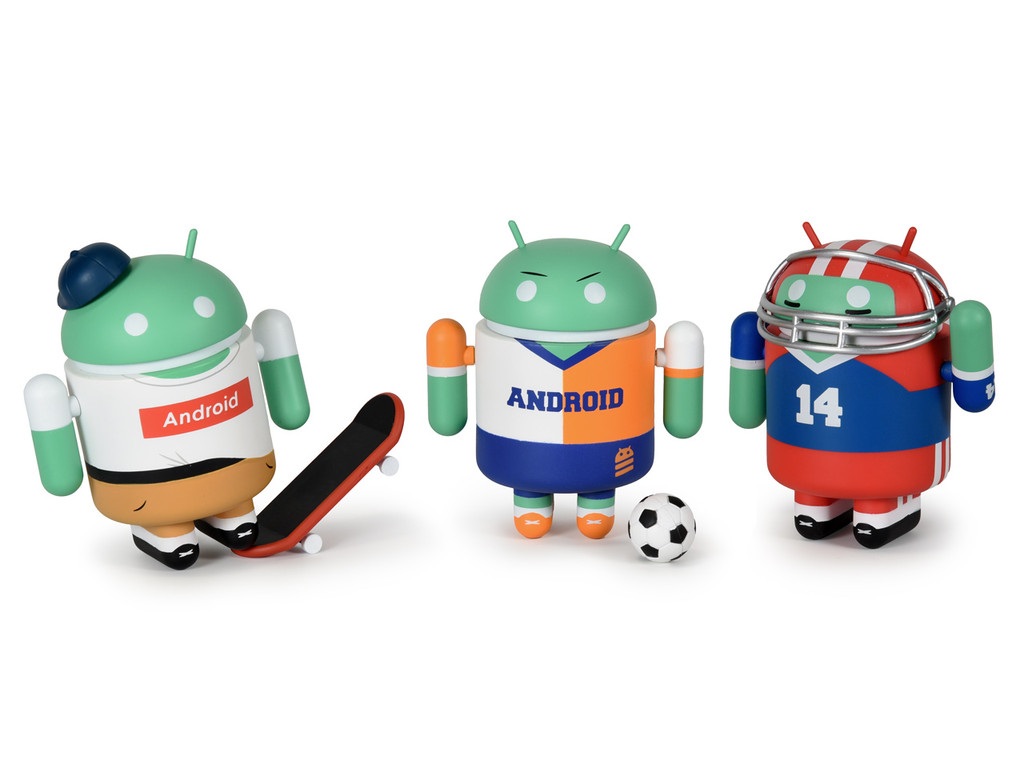 Android Mini Android Activate!