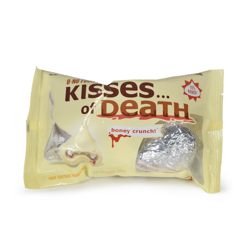 Kisses of Death - Boney Crunch